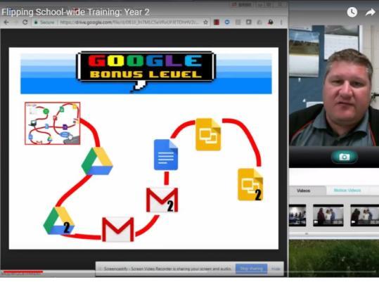 google bonus vlog